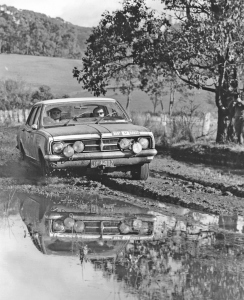 1968 BP Rally