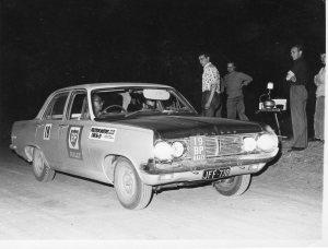 1966 BP Rally. Bob Watson and Jim McAuliffe.