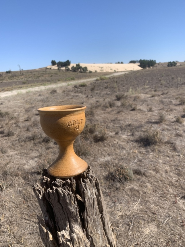 1981 Trophy escaped at Mount Jenkins in Wyperfeld National Park