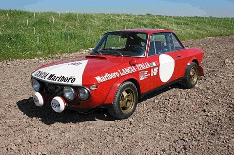 fulvia-Rallycar
