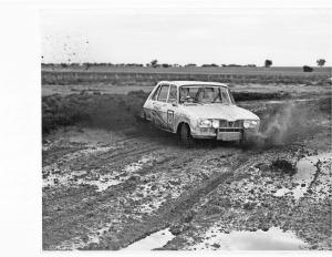 1970 BP Rally, Maddock and Kelly near Sea Lake