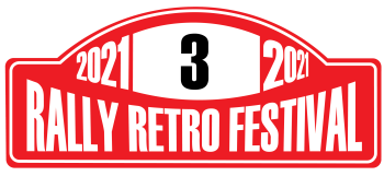 Rally Retro Festival logo