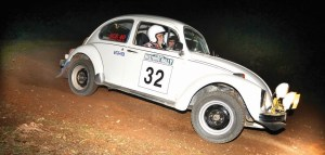 VW rally car in the 2013 Victoria Cross.