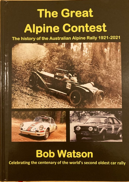 cover of The Great Alpine Contest
